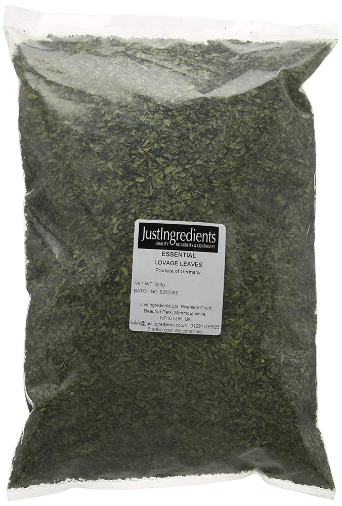 Just Ingredients Lovage Leaves 500g