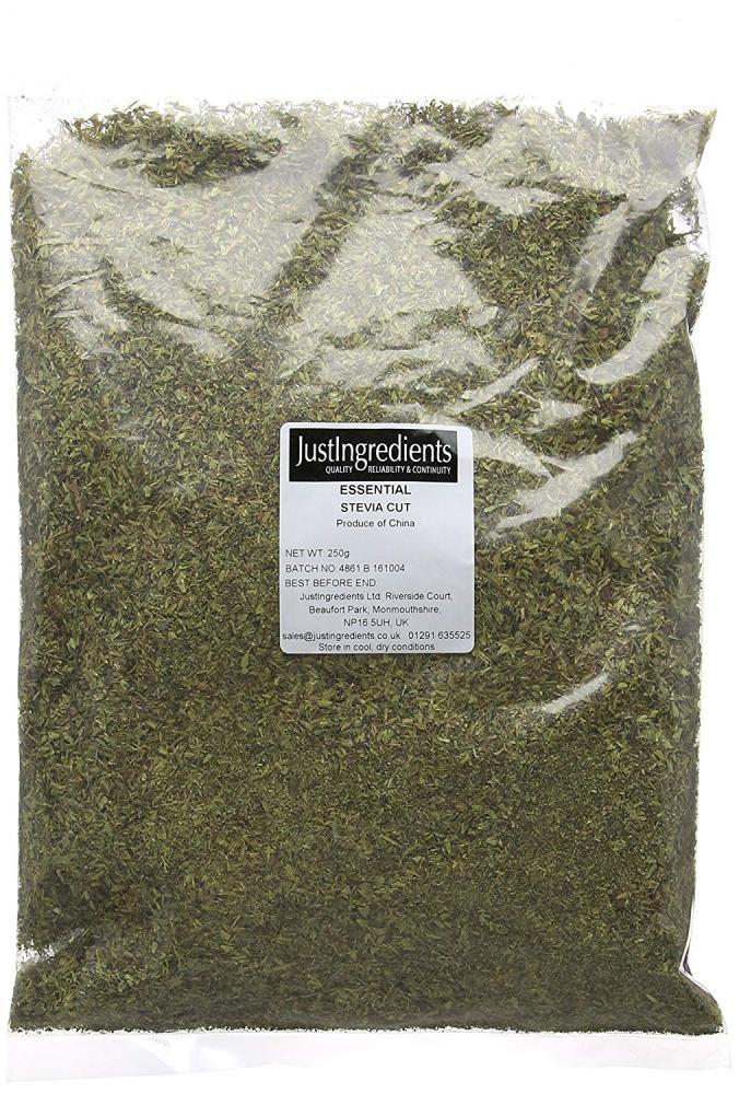 JustIngredients Essentials Stevia 250 g