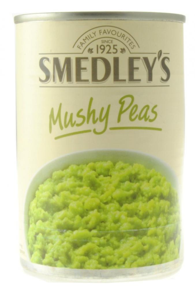 Smedleys Mushy Peas 300g