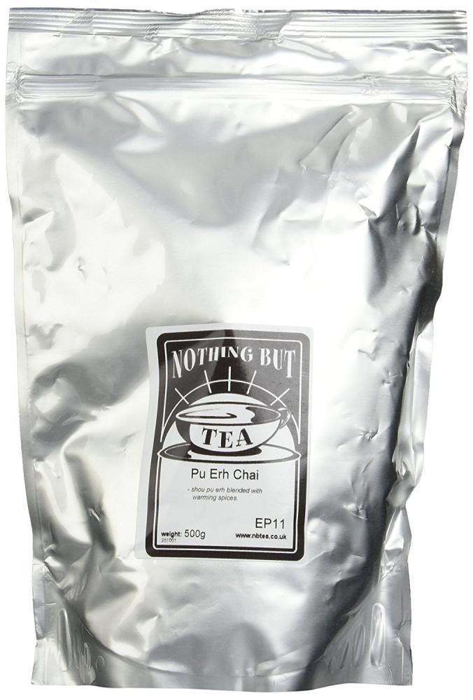 Nothing But Tea Pu Erh Chai 500 g