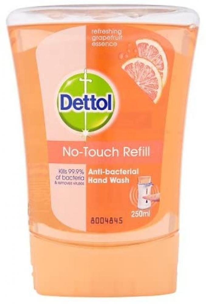 Dettol No-Touch Refill Anti-Bacterial Hand Wash Grapefruit 250 ml