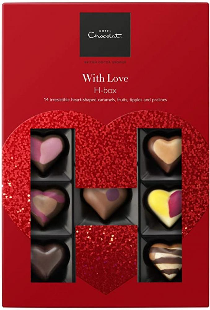 Hotel Chocolat With Love H-box 150 g