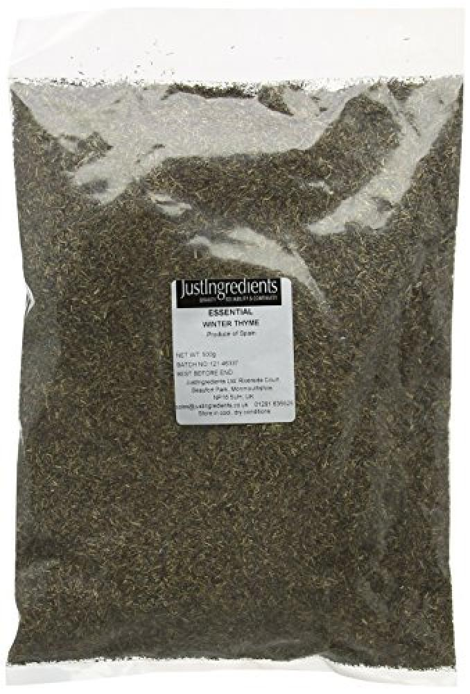 JustIngredients Essential Winter Thyme Loose 500 g