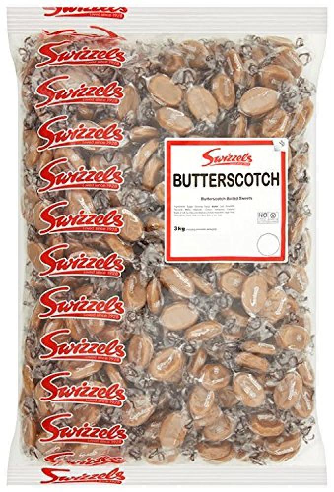 Swizzels Butterscotch Boiled Sweets 3kg