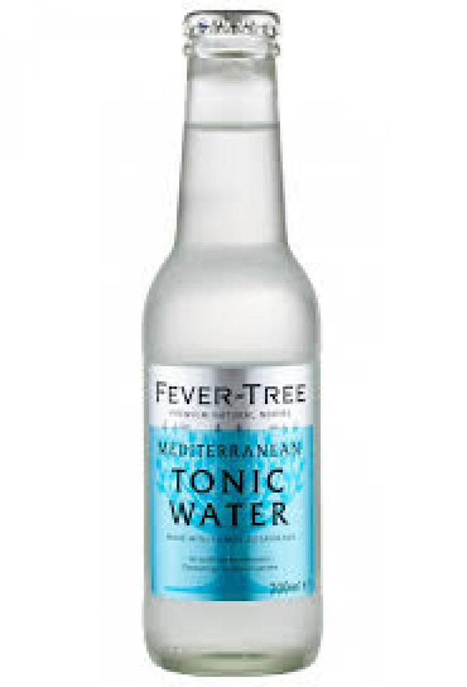 Fever Tree Mediterranean Tonic Water 200ml | Approved Food