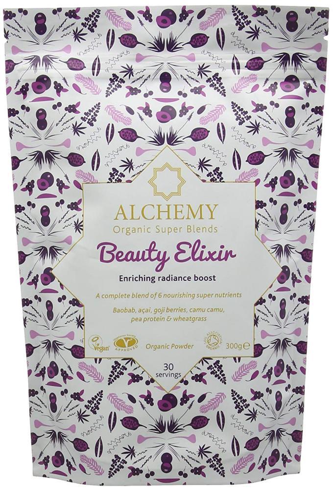 Alchemy Organic Super Blends Sport Elixir Multi-Vitamins 300g