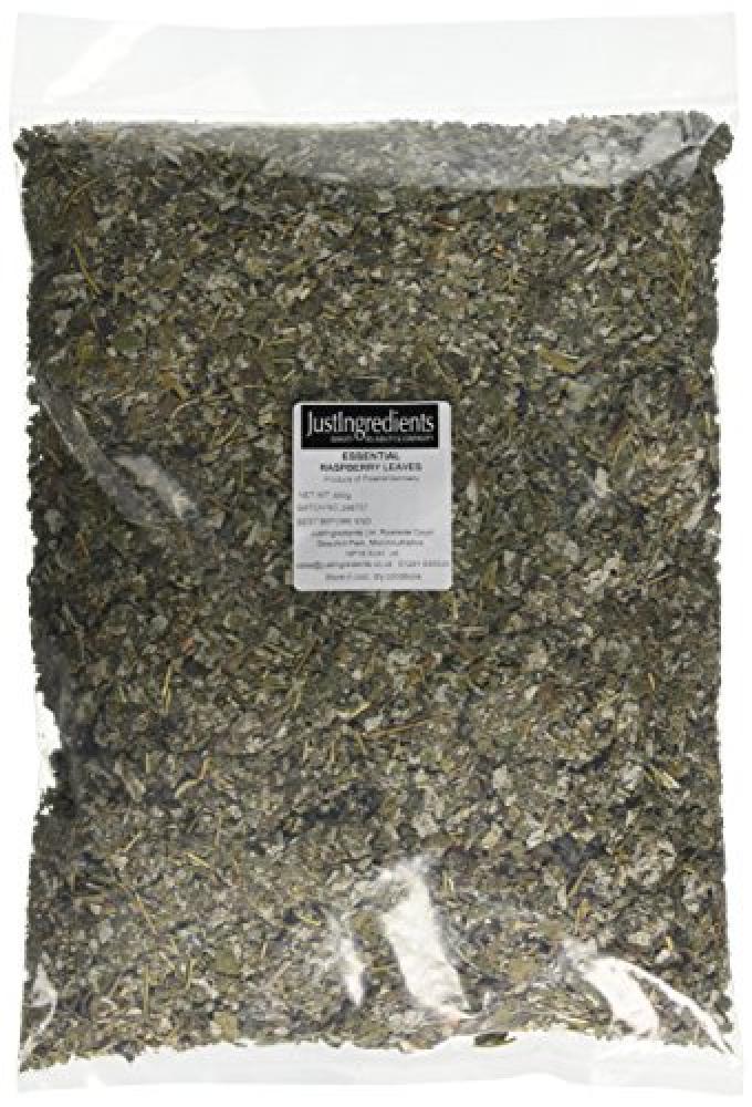 JustIngredients Essential Raspberry Leaves 500 g