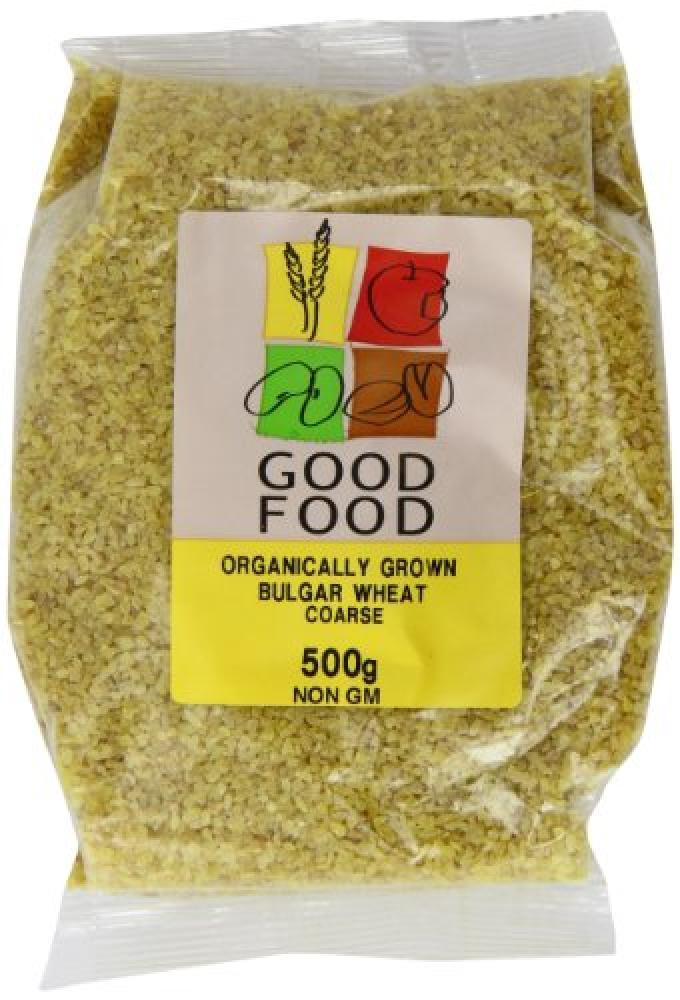 Mintons Bulgar Wheat Coarse 500g
