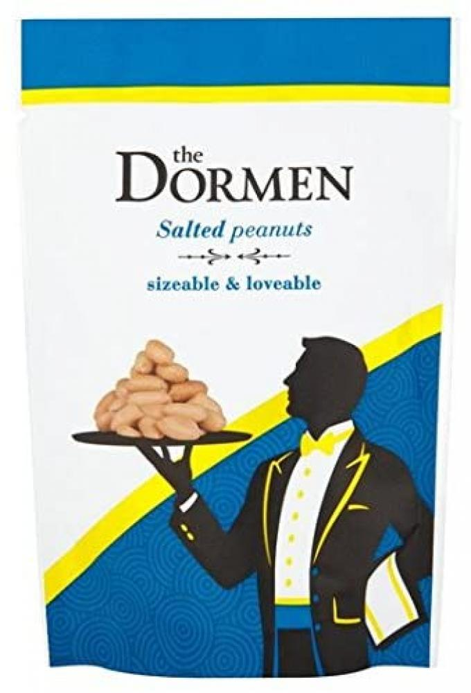 The Dormen Salted Peanuts 100g