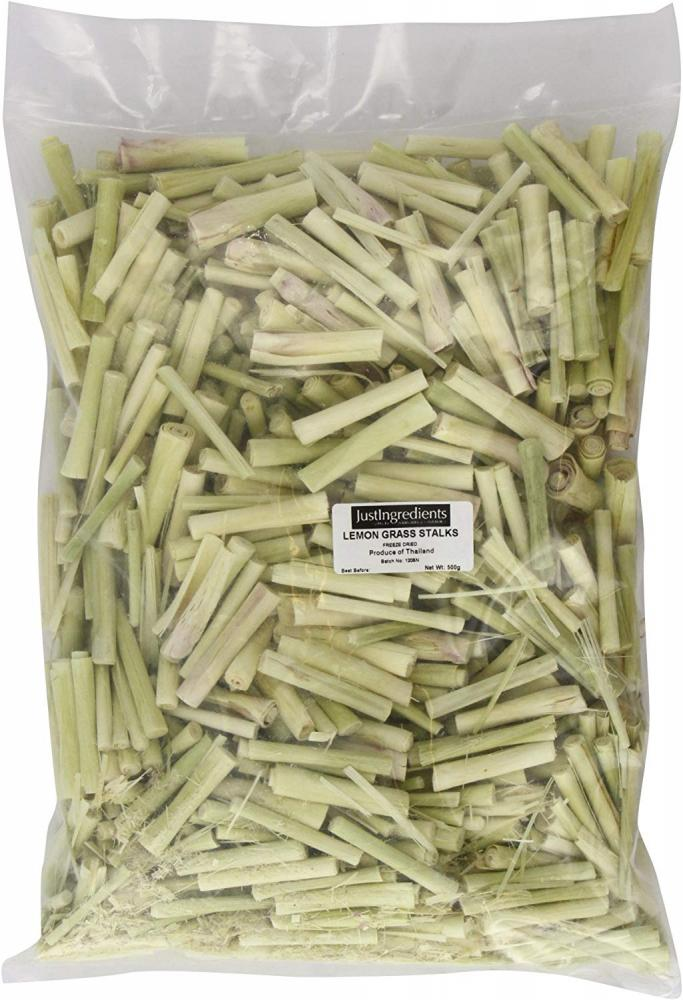 JustIngredients Essentials Lemon Grass Stalks 500g