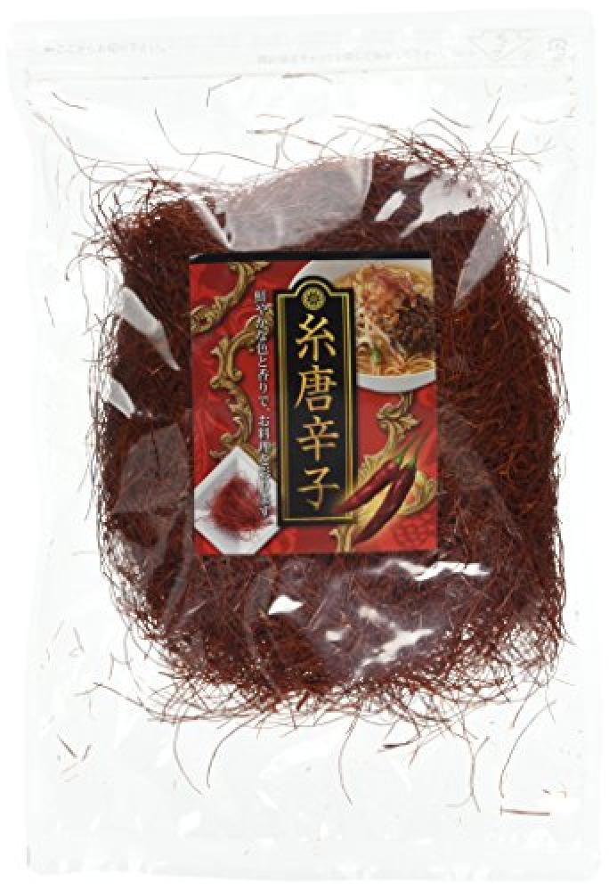 SUMMER SALE  JFC Aioi Ito Togarashi Shredded Chilli Pepper Red 100 g
