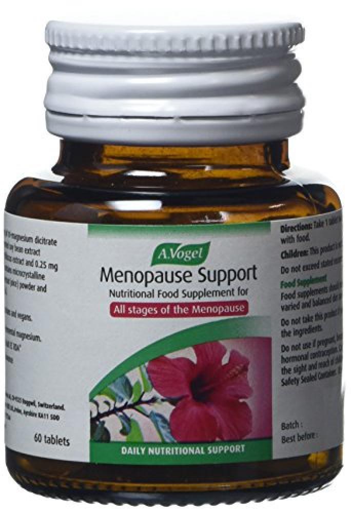 Menosan Menopause Support - Pack of 60 Capsules Damaged Box