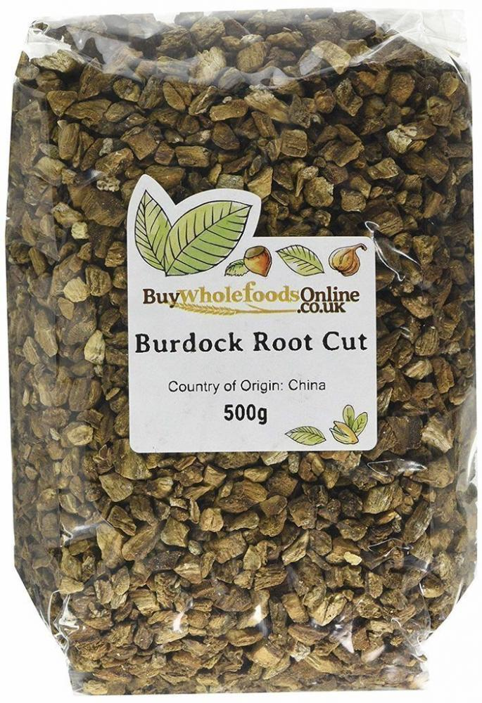 Buy Whole Foods Burdock Root Cut 500g