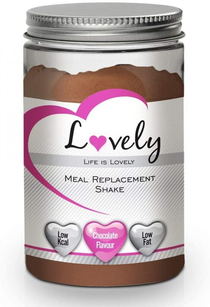 SALE  Lovely Whey Protein Isolate Powder for Weight Loss Chocolate Flavour 450g