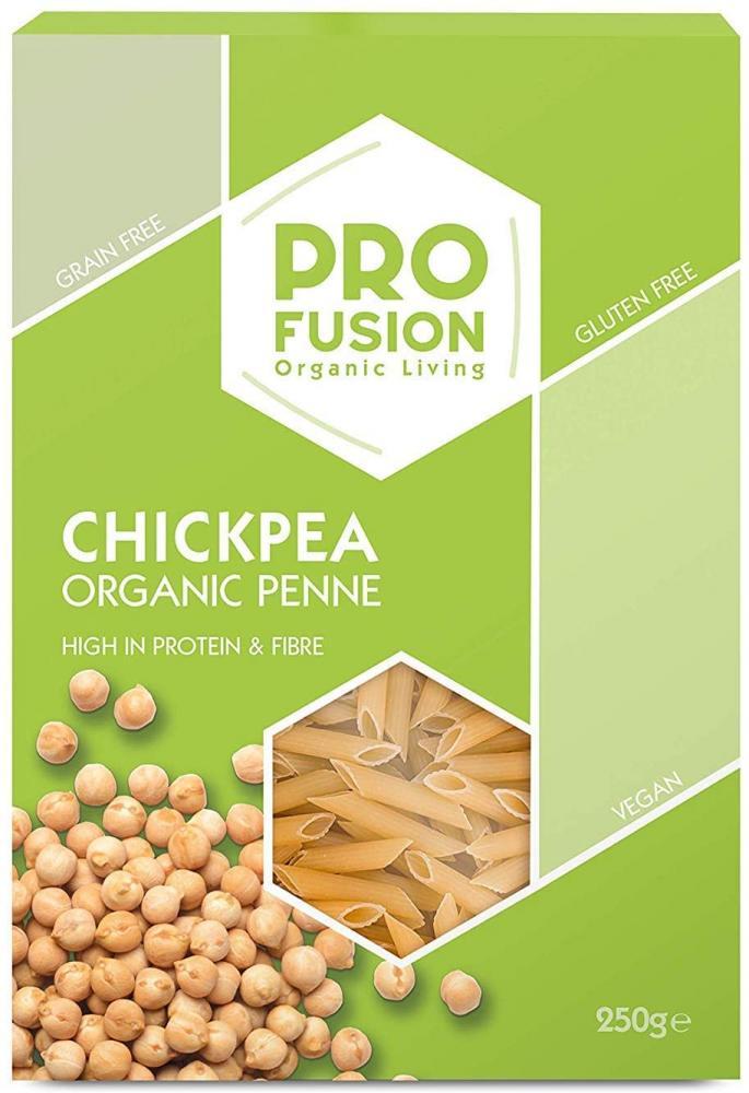 Pro Fusion Organic Chick Pea Penne 250 g