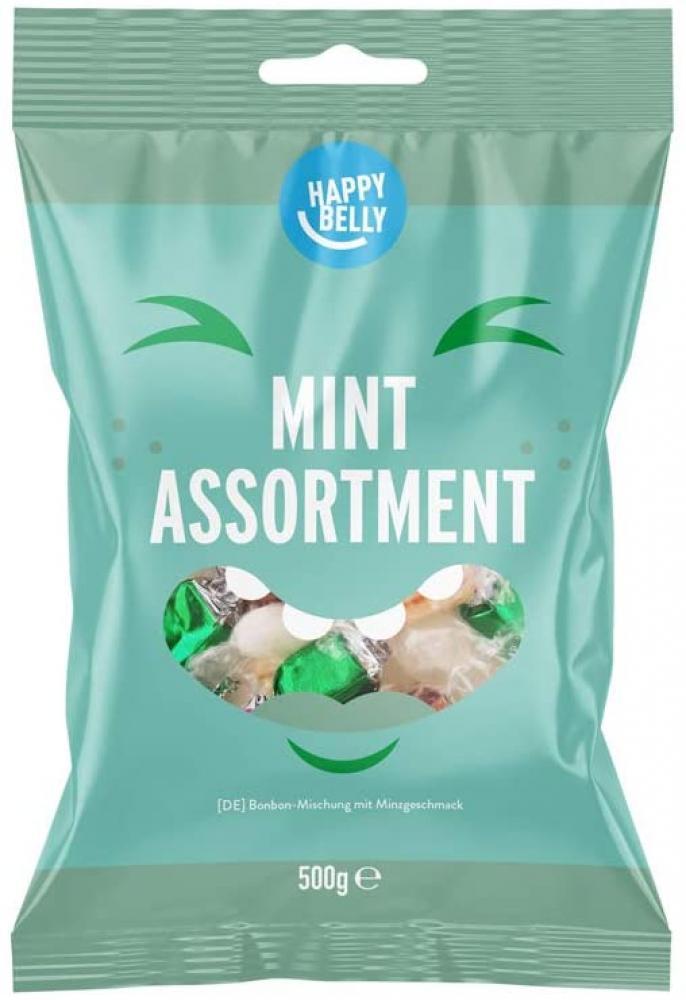 Happy Belly Mint Assortment 500 g