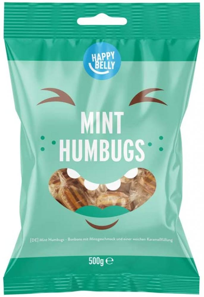 Happy Belly Mint Humbugs 500g