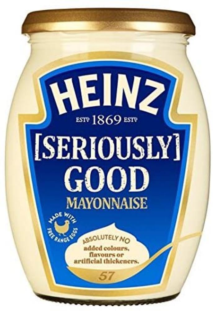 Heinz Seriously Good Mayonnaise 710ml