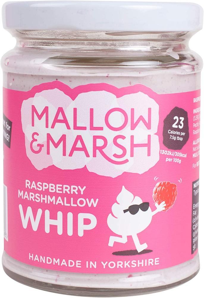 Mallow and Marsh Raspberry Marshmallow Whip 138 g