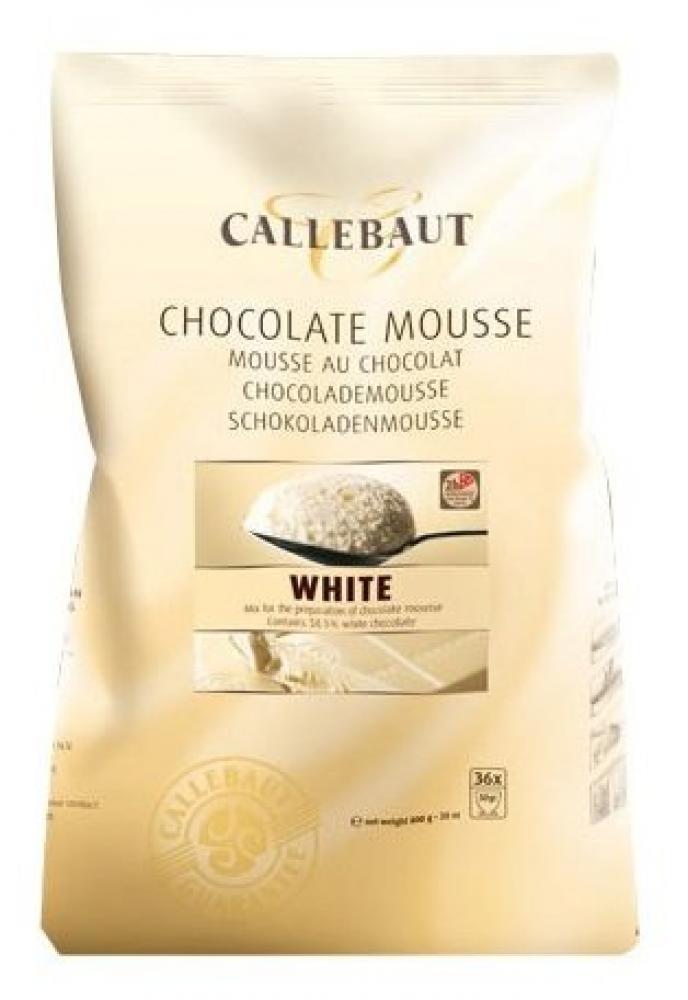 Callebaut White Chocolate Mousse Powder 800g