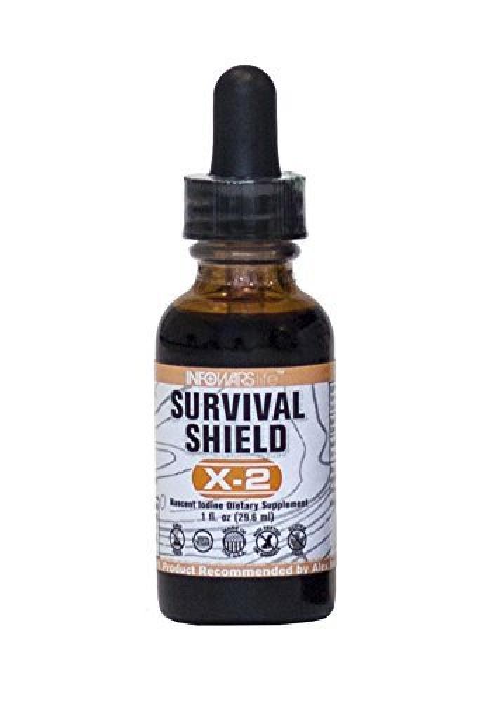 Infowars Life Survival Shield X2 30ml