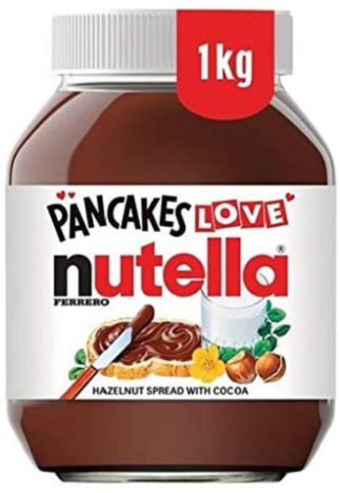Nutella Hazelnut Chocolate Spread 1kg