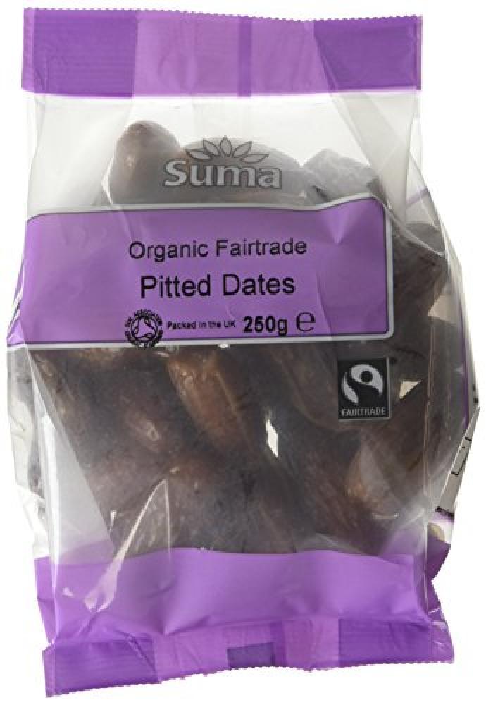 Suma Organic Dates 250 g
