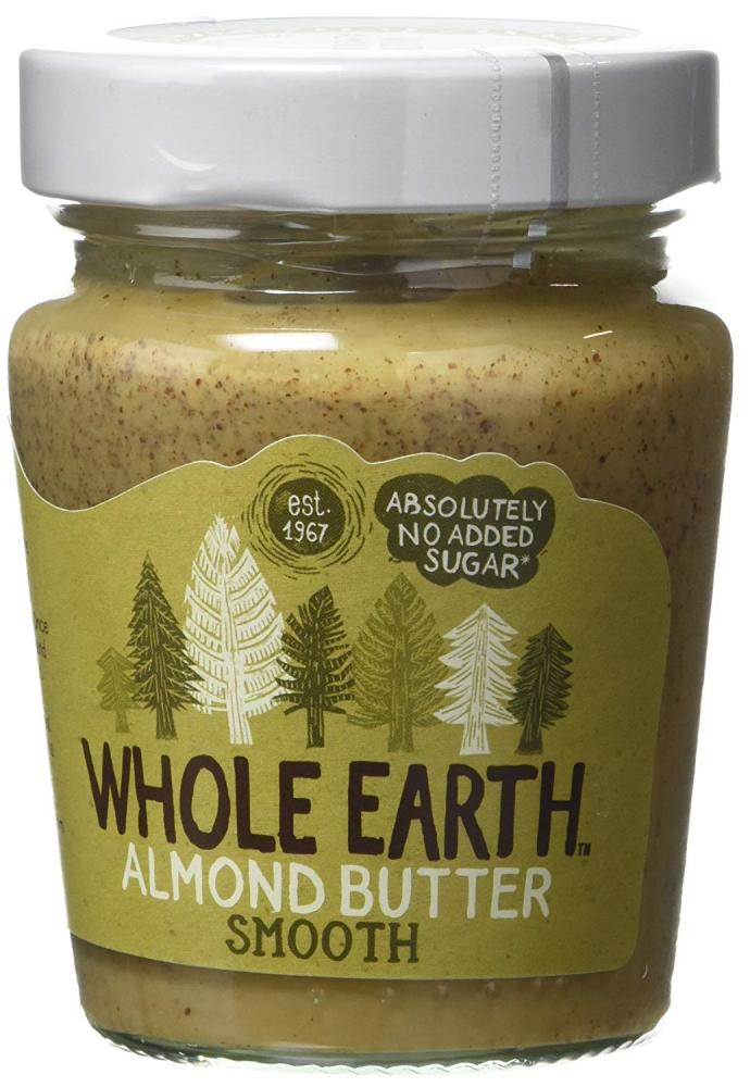 Whole Earth Almond Butter Smooth 227 g
