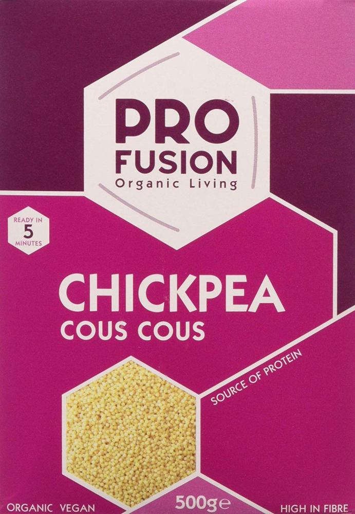 Profusion Organic Chick Pea Cous Cous 500g