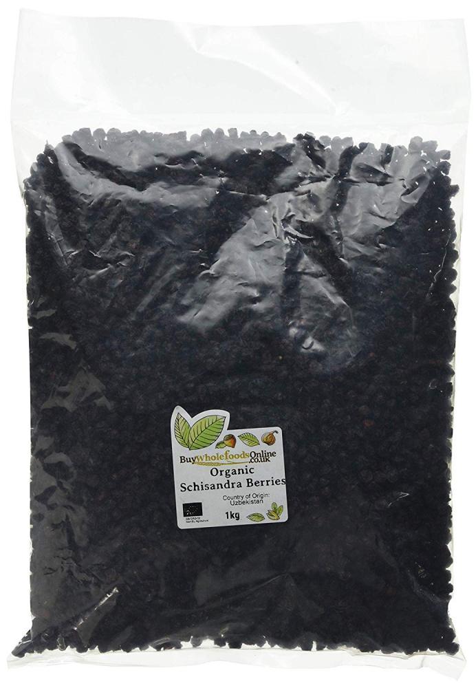 Buy Whole Foods Organic Schisandra Berries 1kg