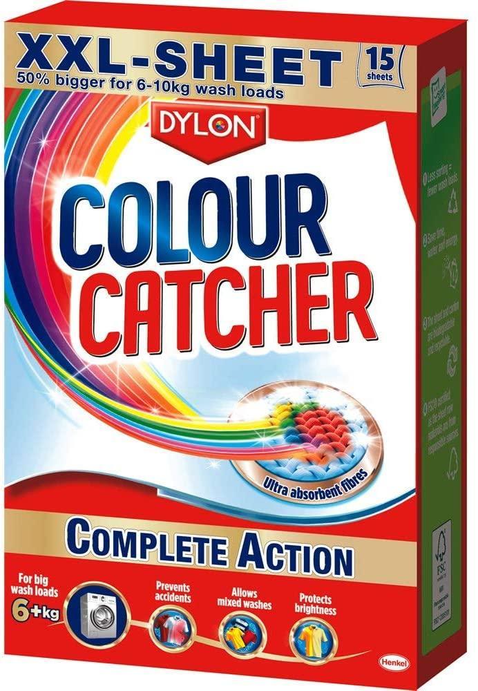 Dylon Colour Catcher 15 Sheets