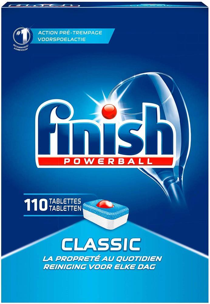 Finish Powerball Classic 110 Pack