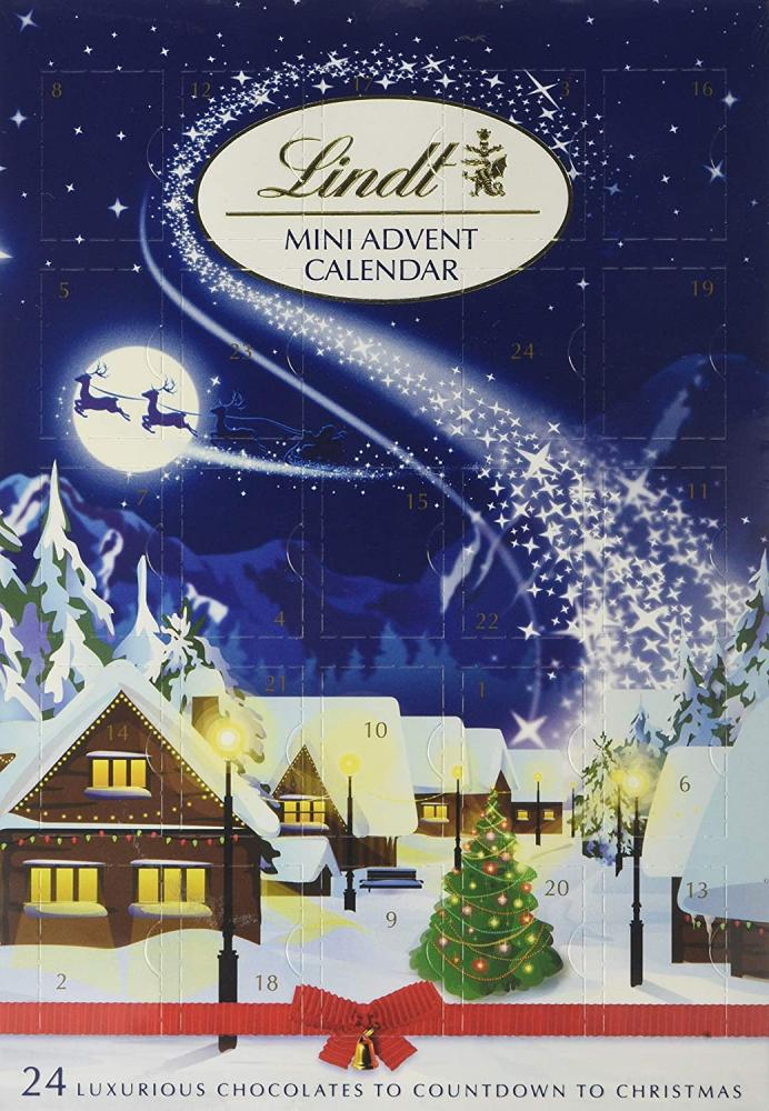 SALE  Lindt Milk Chocolate Mini Advent Calendar 115 g