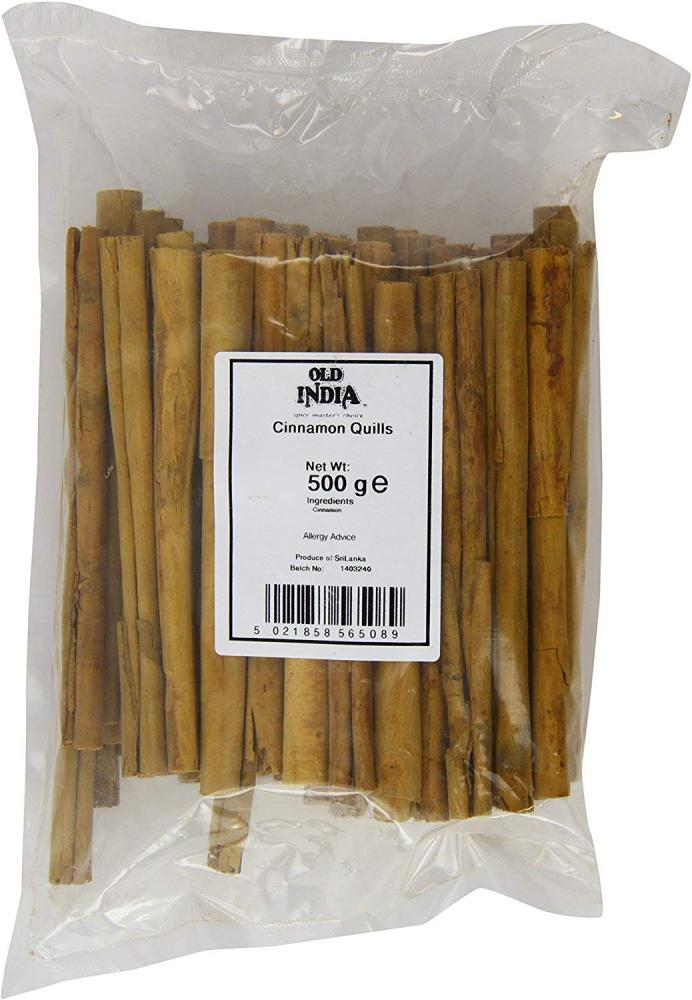 Old India Cinnamon Quills 500g
