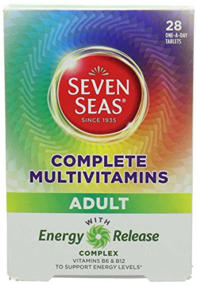 Seven Seas Limited Complete Multivitamins Adult 28 tablets