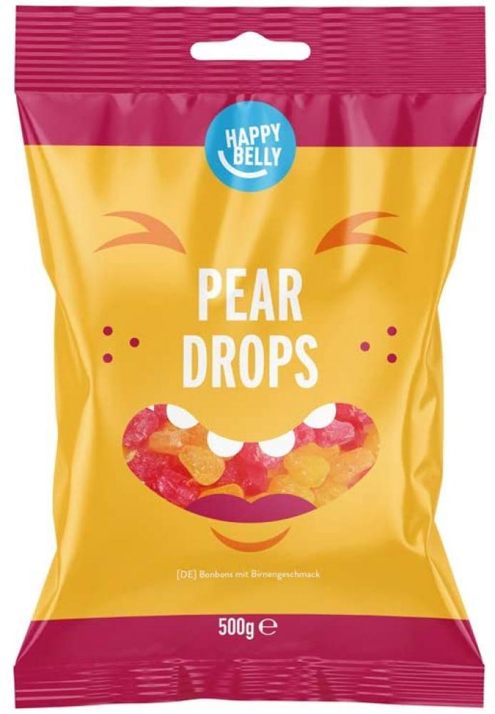 Happy Belly Pear Drops 500 g