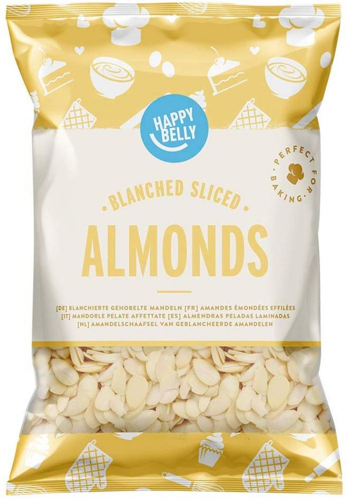 Happy Belly Blanched Sliced Almonds 200 g
