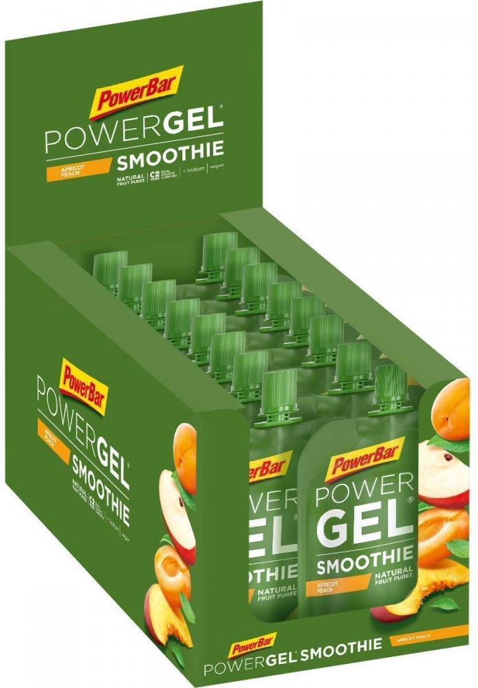 Power Bar Powergel Smoothie Apricot Peach 90g