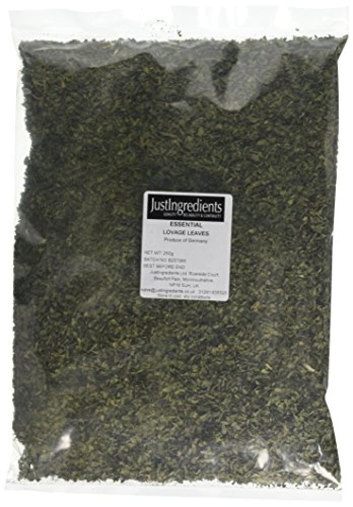 JustIngredients Essential Lovage Leaves Loose 250 g