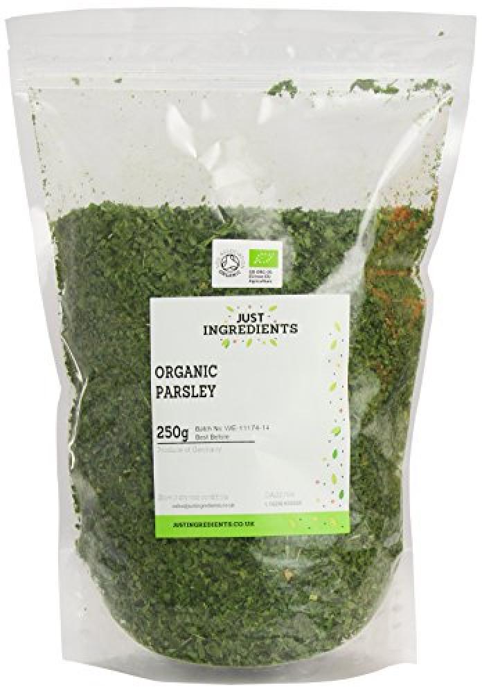 JustIngredients Organic Parsley 250g