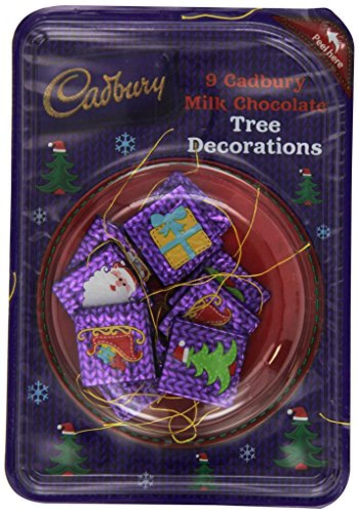 Cadbury Milk Chocolate Christmas Tree Decoration