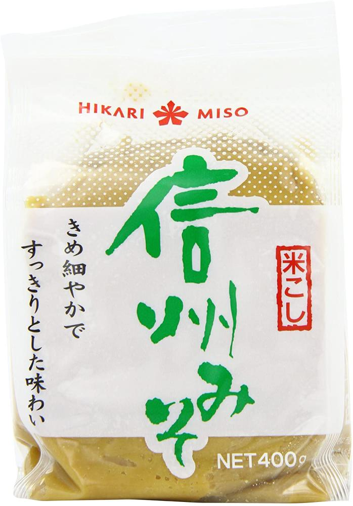 SALE  Hikari Medium Sweet White Miso Paste 400g