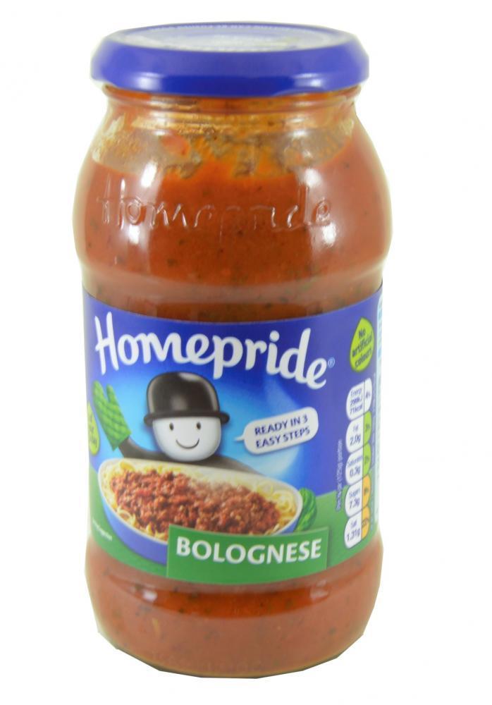 Homepride Bolognese Sauce 485g