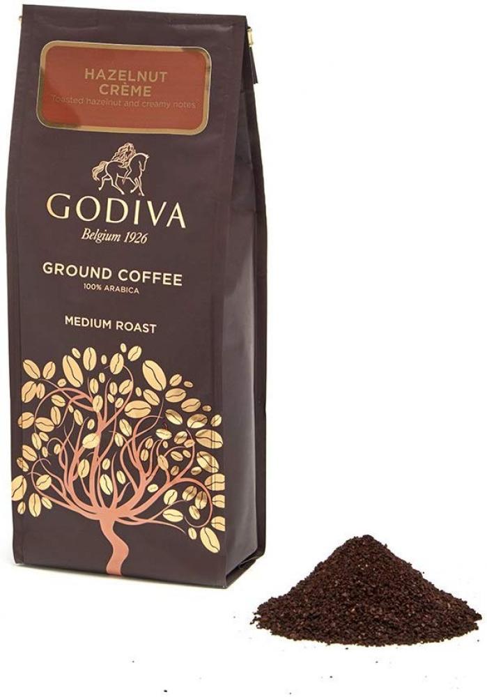 Godiva Hazelnut Creme Coffee 284 g