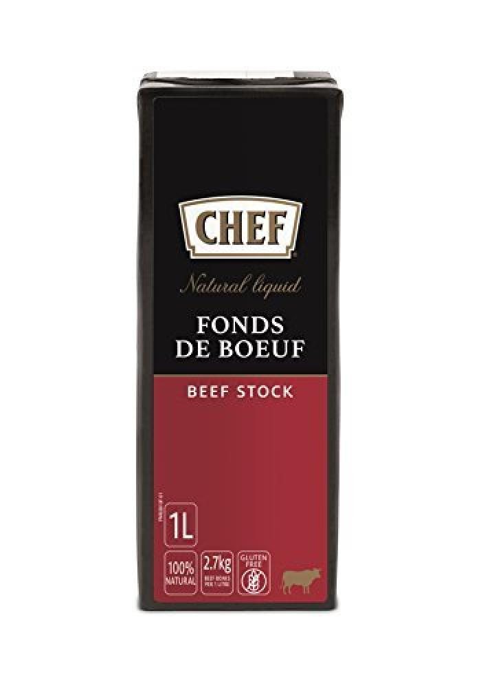Chef Beef Stock 1L