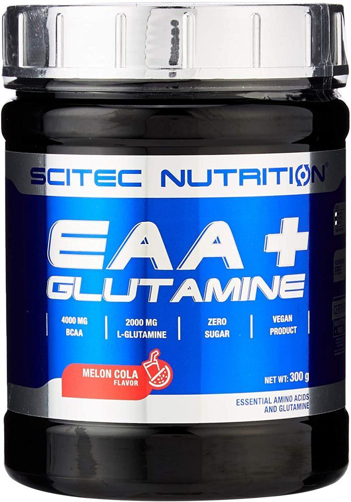 Scitec Nutrition EAA plus Glutamine Melon-Cola 300 g
