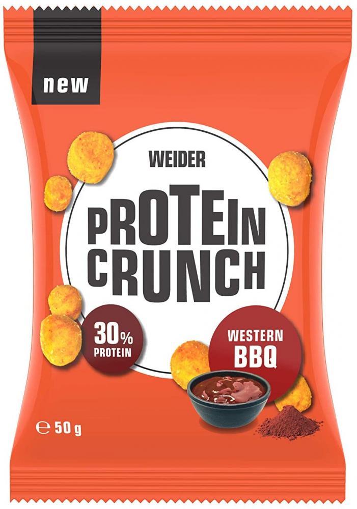 Weider Protein Crunch Western BBQ 50 g