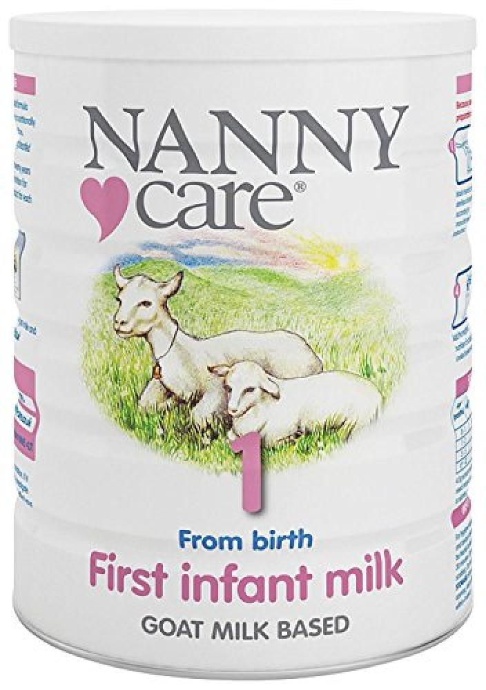Nannycare Nanny Goat Milk Infant Nutrition 900g
