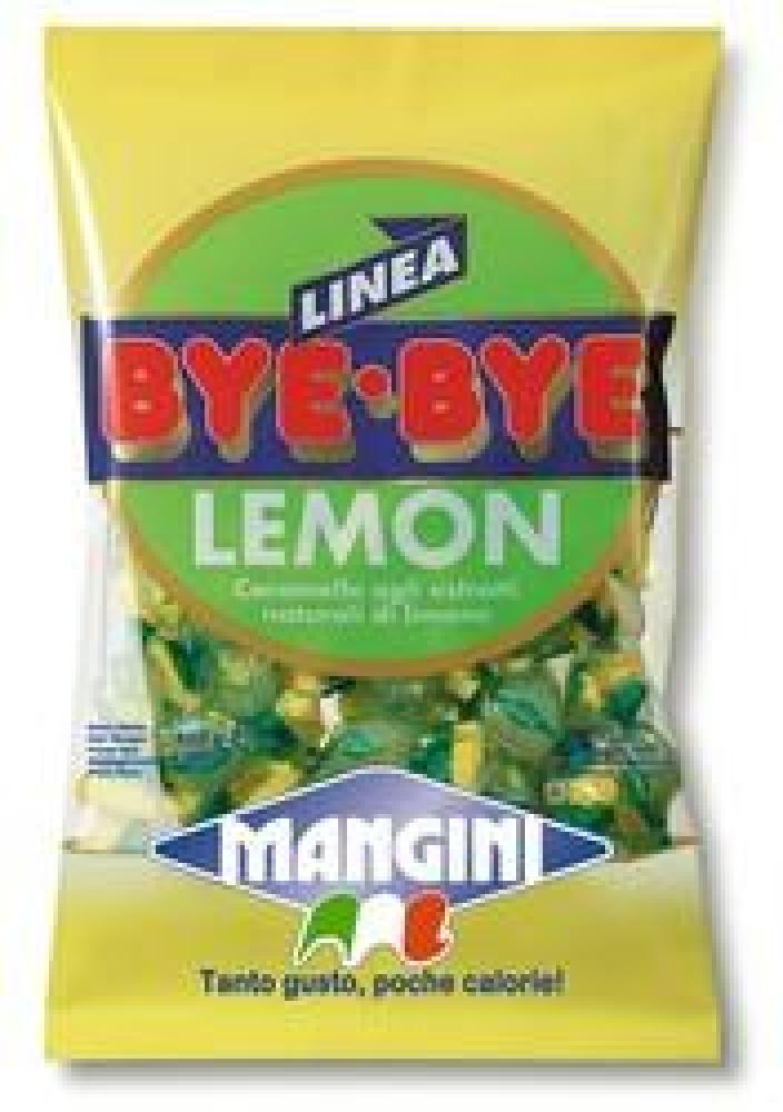Mangini Linea Bye Bye Lemon Candies 150g