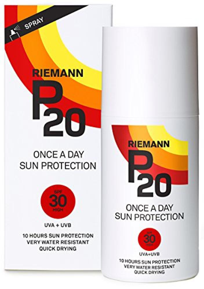 Riemann P20 Once a Day 10 Hours Protection SPF30 Sunscreen 200 ml